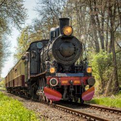 Le sud du Limbourg en train vapeur